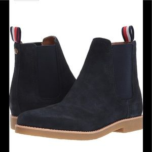 Tommy Hilfiger Men's Crane Chelsea Boot 10